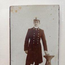Postales: FOTO POSTAL DE NICOLAS FRANCO, HERMANO DE FRANCISCO FRANCO. 9 X 14 CMS. Lote 252229855