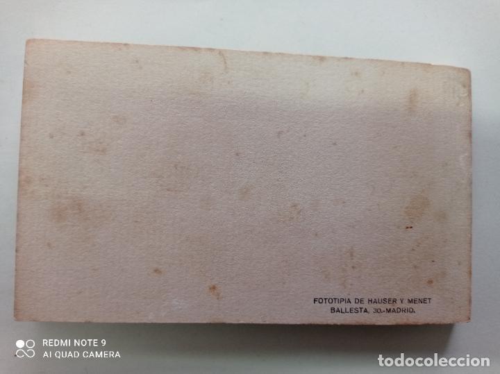 Postales: BLOCK DE 11 POSTALES ANTIGUAS DE MURILLO-MUSEO DEL PRADO. FOTOTIPIA HAUSER Y MENET. 9 x 14 CMS - Foto 6 - 252281200