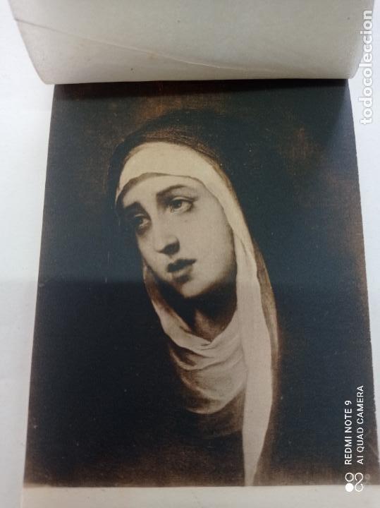 BLOCK DE 11 POSTALES ANTIGUAS DE MURILLO-MUSEO DEL PRADO. FOTOTIPIA HAUSER Y MENET. 9 X 14 CMS (Postales - Varios)