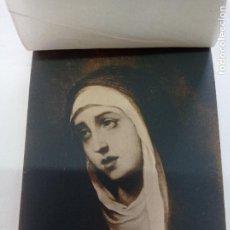 Postales: BLOCK DE 11 POSTALES ANTIGUAS DE MURILLO-MUSEO DEL PRADO. FOTOTIPIA HAUSER Y MENET. 9 X 14 CMS. Lote 252281200