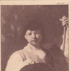 Postales: (1194) POSTAL VENECIA 1929 - PIAZZETA, JEUNE MEDIANT - S/CIRCULAR. Lote 255657345