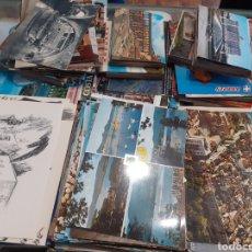 Cartoline: LOTE DE 1000 POSTALES ESCRITAS Y SIN ESCRIBIR. Lote 286240508