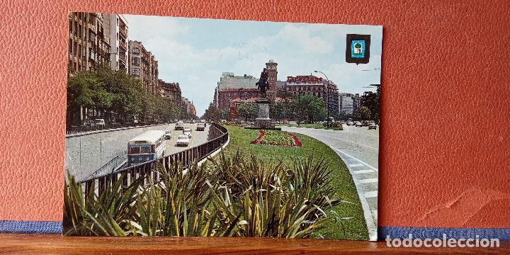 MADRID. BONITA POSTAL. CIRCULADA (Postales - Varios)
