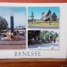 Cartoline: RENESSE. BONITA POSTAL. CIRCULADA. Lote 261174525