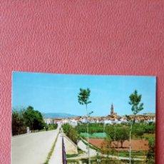 Cartoline: MAS DE LAS MATAS. TERUEL. BONITA POSTAL. CIRCULADA. Lote 261175670