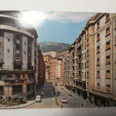 Cartoline: POSTAL EIBAR AVENIDA DEL GENERALÍSIMO ARQUITECTURA ESPAÑA AÑOS 70 EDIFICIOS. Lote 261281885