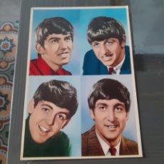 Cartoline: POSTAL ORIGINAL DE LOS BEATLES C158. Lote 262672585