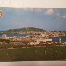 Cartes Postales: POSTAL CEUTA DESDE ESTADIO ALFONSO MURUBE ARQUITECTURA ESPAÑA AÑOS 70 EDIFICIOS. Lote 262766605