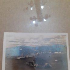 Postales: ANTIGUA POSTAL SAN SEBASTIAN SELLADA Y ESCRITA 1955. Lote 263186690