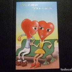 Postales: TARJETA CYZ 3360/65 GLAMOUR HUMOR CARD. Lote 264736924