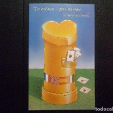 Postales: TARJETA CYZ 3335/65 GLAMOUR CARD. Lote 264736989