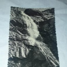 Postales: ANTIGUA POSTAL DE ANDORRA Nº 25 CASCADA DE MOLES CANILLO. Lote 264835609
