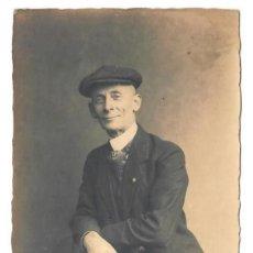 Postales: MAX ARRAS (COMEDIANTE) - CIRCULADA EN 1920 - FIRMADA POR EL ARTISTA. Lote 266168883