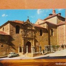 Cartoline: ALBA DE TORMES. IGLESIA DE SANTA TERESA. BONITA POSTAL. SIN USAR. Lote 266730698