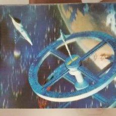 Cartoline: POSTAL 3D DE PUBLICIDAD DE LA PELÍCULA 2001, UNA ODISEA EN EL ESPACIO. Lote 267292569