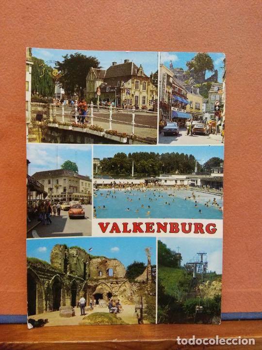 MOOI VALKENBURG. HOLLAND. BONITA POSTAL. CIRCULADA (Postales - Varios)