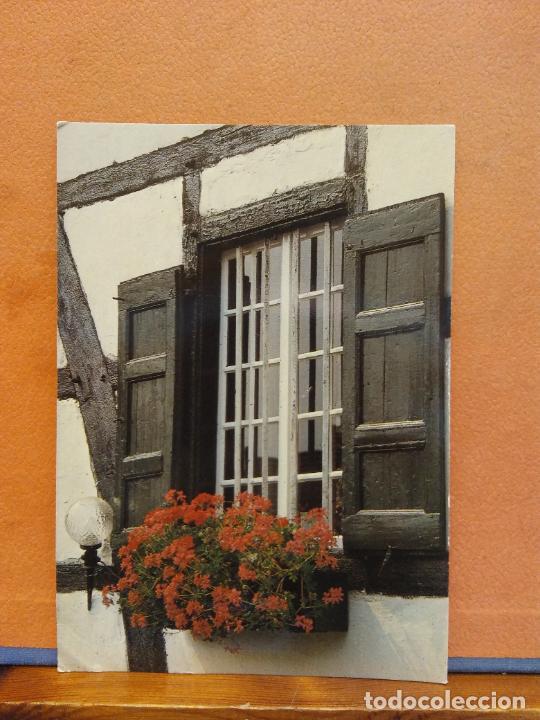 LIMBURG, VAKWERK DETAIL. BONITA POSTAL. CIRCULADA (Postales - Varios)