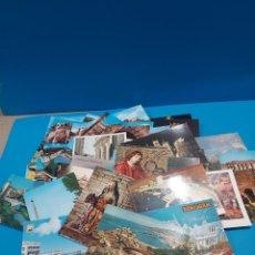 Postales: POSTALES...LOTE NUMERO 1...100 POSTALES DE ESPAÑA..... Lote 268733039