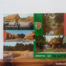 Postales: GROETEN UIT DE LUTTE. BONITA POSTAL. CIRCULADA. Lote 269093843