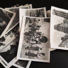 Postales: LOTE 22 POSTALES ANTIGUAS LUGARES DE ESPAÑA Y OTROS. Lote 269289248