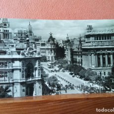 Postais: MADRID. CALLE DE ALCALA. BONITA POSTAL. CIRCULADA.. Lote 269620243