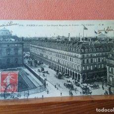 Postais: PARIS. BONITA POSTAL. CIRCULADA.. Lote 269620318