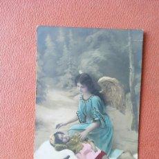 Postais: ANGEL. BONITA POSTAL. CIRCULADA.. Lote 270881998
