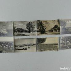 Cartoline: COLECCION LOTE DE 8 ANTIGUAS TARJETAS POSTALES DE SALOU. Lote 275795748