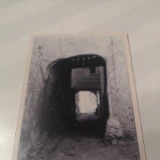 Cartoline: PO506. POSTAL. CARRER MIRAVET DE TAIL 1960. Lote 276591803