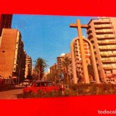 Postales: POSTAL NO ESCRITA. ALICANTE. AVENIDA DE FEDERICO SOTO. Lote 277144878