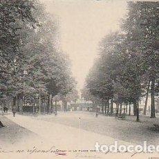 Postales: FRANCIA & CIRCULADO, DOUAI, PLAZZA CARNOT, COIMBRA PORTUGAL 1903 (1598). Lote 277223713
