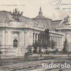 Postales: FRANCIA & CIRCULADO, PARIS, EL GRANDE PALACIO, LISBOA 1915 (28). Lote 277226323