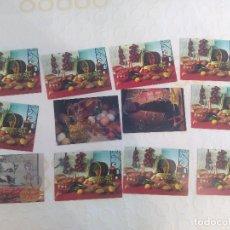 """Postales: LOTE DE POSTALES """"ACEITE DE OLIVA ES EL MEJOR"""". Lote 277593223"""