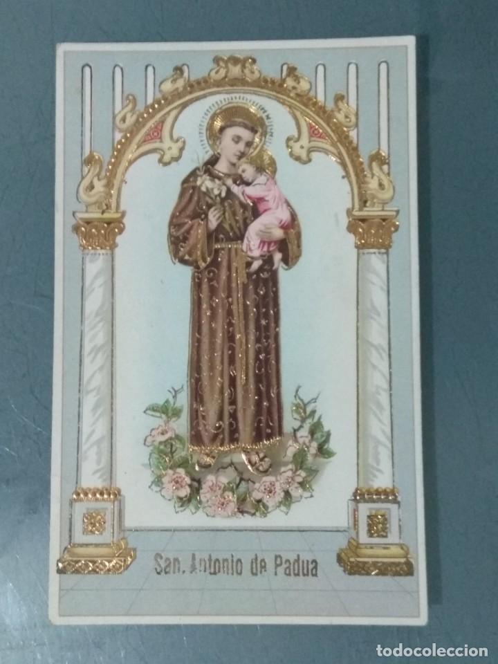 POSTAL SAN ANTONIO DE PADUA. (Postales - Varios)