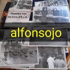 Postales: LOTE 20 POSTALES MEMORIA DE ARAGON COLECCION HERALDO ARAGON. Lote 278945603