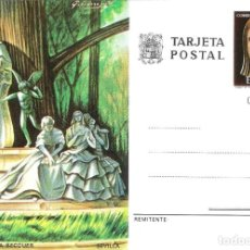 Postales: TARJETA POSTAL. MONUMENTO A BÉCQUER. Lote 279329613