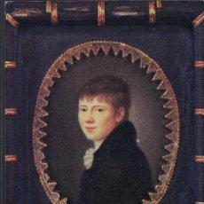 Postales: HEINRICH VON KLEIST. RETRATO DE PETER FRIEDEL 1814. Lote 288098468