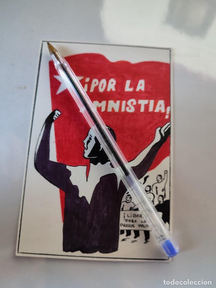 POSTAL POLÍTICA TRANSICIÓN (Postales - Varios)