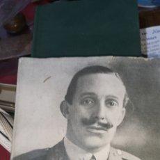 Postales: LIBRO HABLA EL REY 1955 POR JOSÉ GUTIÉRREZ RAVE. Lote 288696758