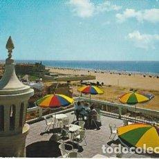 Postales: PORTUGAL & CIRCULADO, VILA REAL DE SANTO ANTONIO, PLAYA DE MONTE GORDO, LISBOA 1969 (86). Lote 289436523
