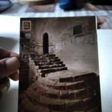 Postales: POSTAL CASTILLO DE JAVIER. Lote 289459533