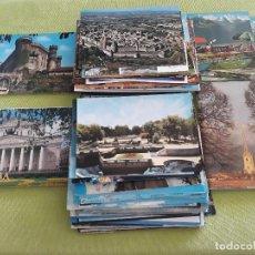 Cartoline: SUPER LOTE DE UNAS 200 POSTALES INTERNACIONALES DE CASTILLOS, MONUMENTOS, MONTAÑAS, ESCULTURAS.... Lote 291188963