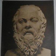 Postales: ANTIGUA TARJETA POSTAL G BALLERINI 1948 SOCRATES. Lote 294262468