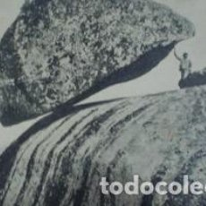 Postales: TANDIL PIEDRA MOVEDIZA LA MINERVA TARJETA POSTAL ARGENTINA. Lote 294263618