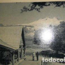 Postales: TARJETA POSTAL HOSTERIA PAMPA LINDA CERRO TRONADOR BARILOCHE. Lote 294267143