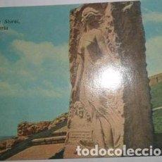 Postales: TARJETA POSTAL MONUMENTO ALFONSINA STORNI LA PERLA MORONI. Lote 294267753