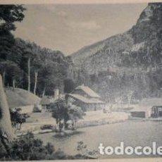 Postales: TARJETA POSTAL HOTEL BAHIA LOPEZ KALTSCHMIDT BARILOCHE. Lote 294272908