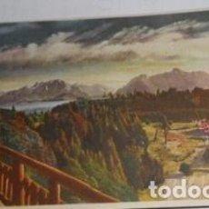 Postales: TARJETA POSTAL HOSTERIA ISLA VICTORIA A I VALLMITJANA. Lote 294273478