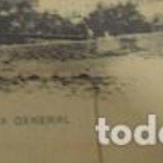 Postales: MATIAS LOPEZ BOMBONES FINOS MADRID ESCORIAL MONASTERIO VISTA. Lote 294275738
