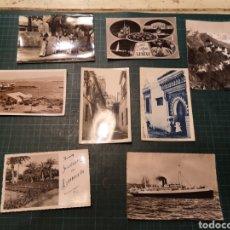 Postales: VARIAS B/N AÑOS 50'S. Lote 296689873